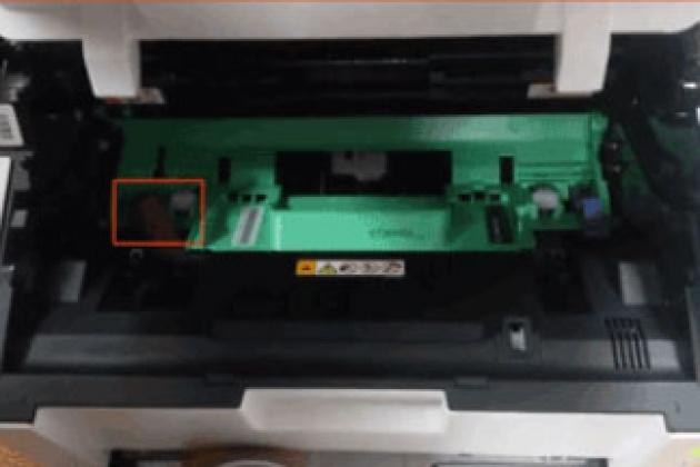 Cách reset hộp mực máy in Fuji Xerox M115W, P115W dễ dàng